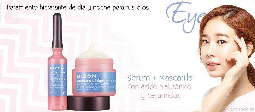 Intensive skin barrier Mizon