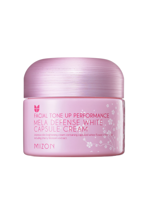 Mela Defense White Capsule Cream