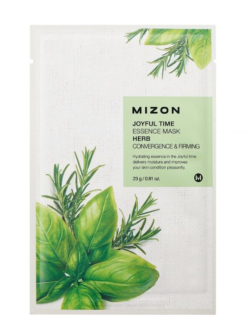 Joyful Time Essence Mask Herb