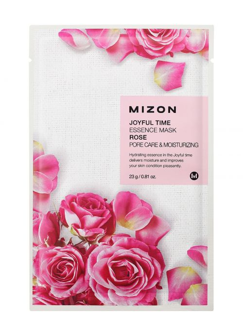 Joyful Time Essence Mask Rose