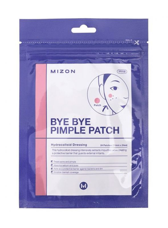 Bye Bye Pimple Patch