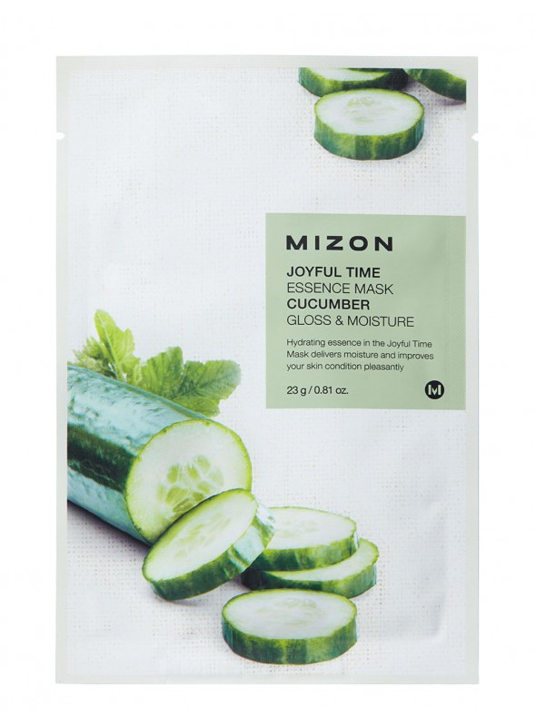 Joyful Time Essence Mask Cucumber