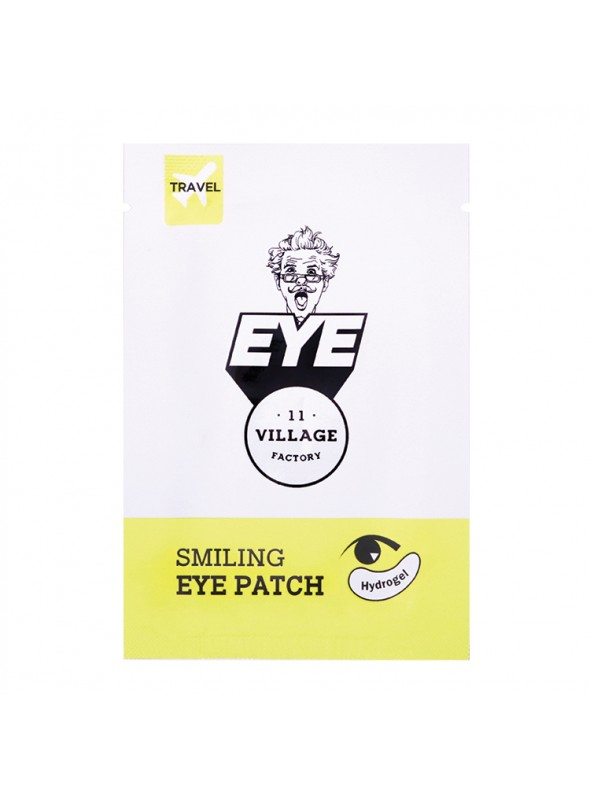 Smiling Eye Patch